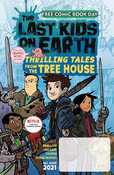 FCBD 2021 LAST KIDS ON EARTH