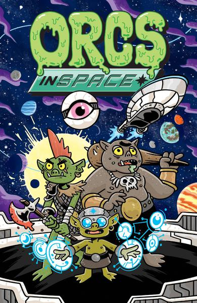 ORCS IN SPACE TP 01