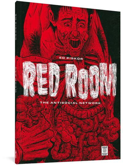 RED ROOM ANTISOCIAL NETWORK TP