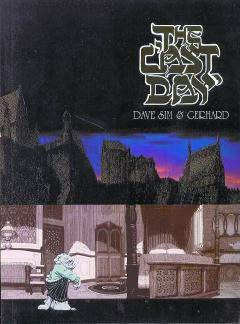 CEREBUS TP 16 THE LAST DAY