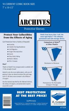 ARCHIVES CURRENT