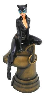 DC GALLERY CATWOMAN COMIC PVC FIGURE