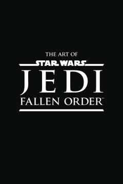 ART OF STAR WARS JEDI FALLEN ORDER HC