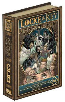 LOCKE & KEY SHADOW OF DOUBT GAME