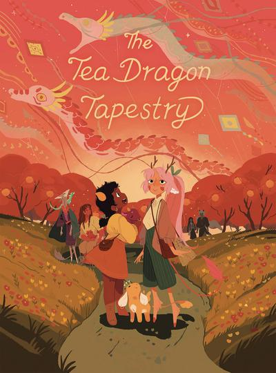 TEA DRAGON TAPESTRY HC