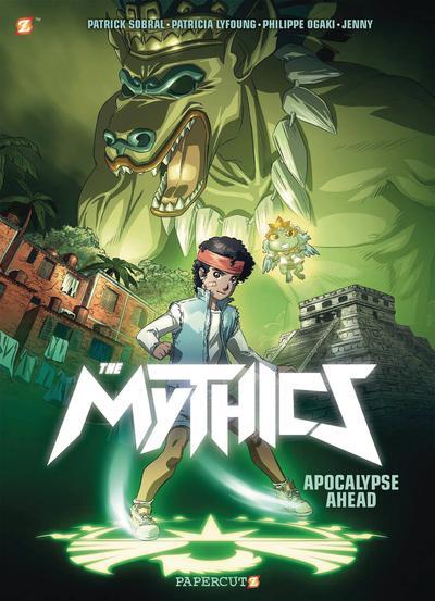 MYTHICS HC 02 APOCALYPSE AHEAD