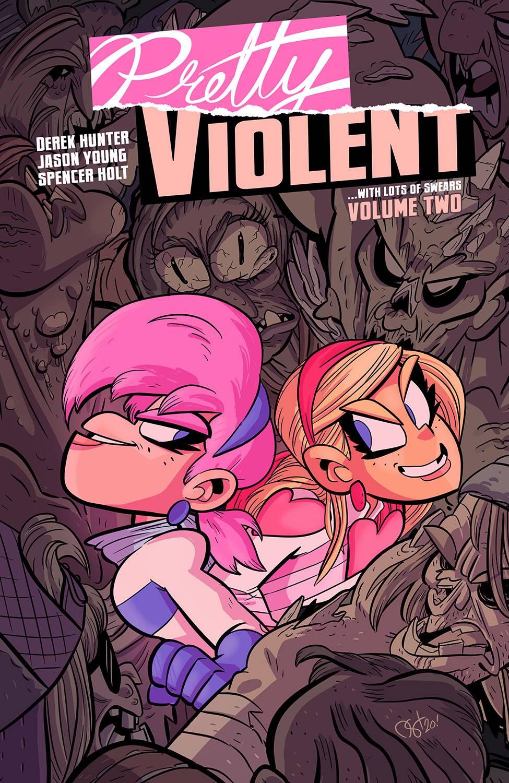 PRETTY VIOLENT TP 02