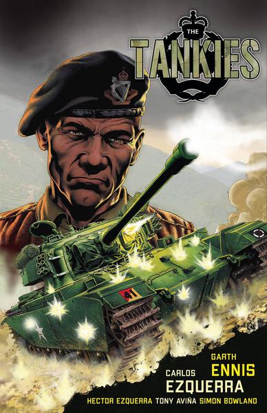 GARTH ENNIS TANKIES TP