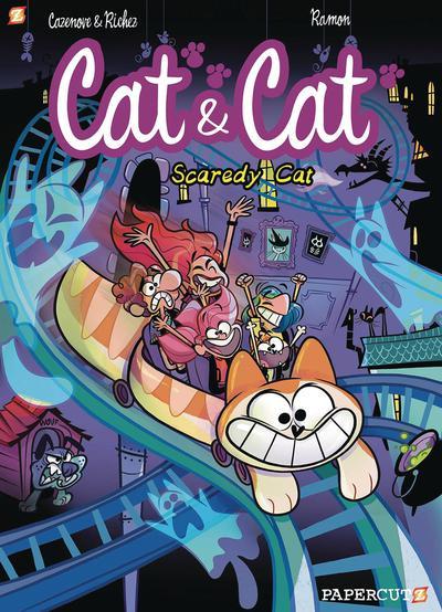 CAT & CAT TP 04 SCAREDY CAT