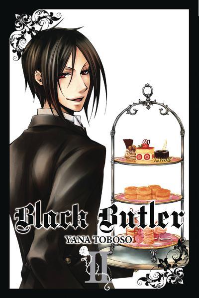 BLACK BUTLER GN 02