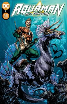 AQUAMAN 80TH ANNIVERSARY 100-PAGE SUPER SPECTACULAR ONE SHOT
