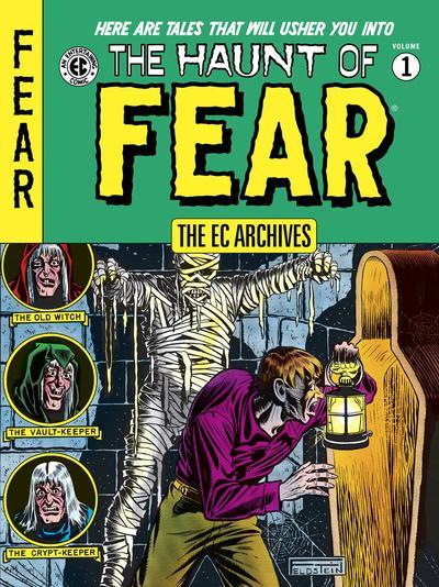 EC ARCHIVES HAUNT OF FEAR TP 01