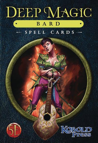 DEEP MAGIC SPELL CARDS BARD