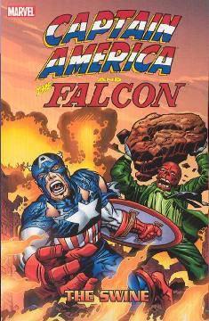 CAPTAIN AMERICA AND FALCON TP SWINE
