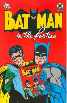 BATMAN IN THE FORTIES TP