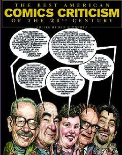 BEST AMERICAN COMICS CRITICISM SC