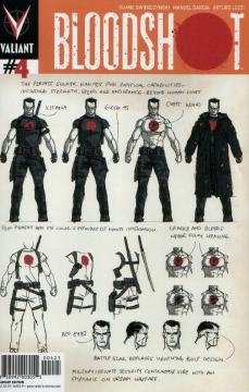 BLOODSHOT III (1-25)