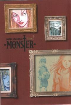 MONSTER TP 02 PERFECT ED URASAWA