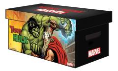 MARVEL GRAPHIC COLLECTION BOX THOR VS HULK