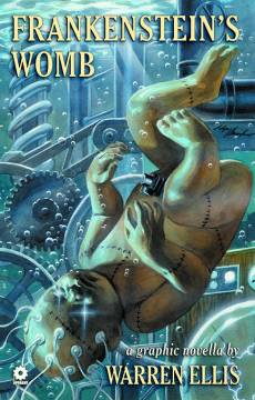 WARREN ELLIS FRANKENSTEINS WOMB TP