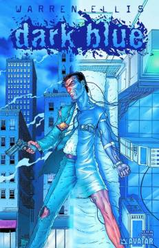 WARREN ELLIS DARK BLUE TP