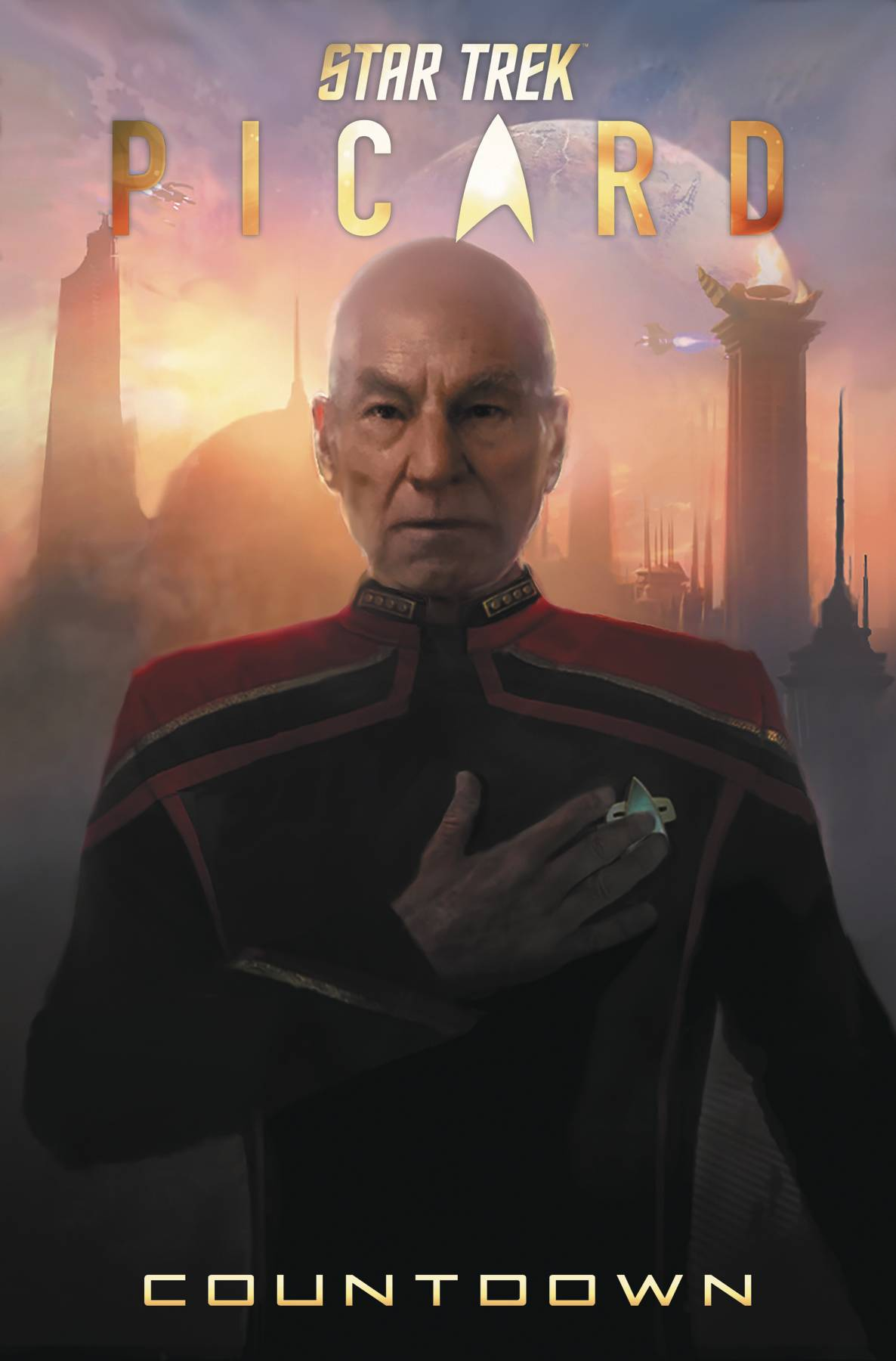 STAR TREK PICARD COUNTDOWN TP 01