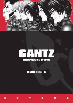 GANTZ OMNIBUS TP 06