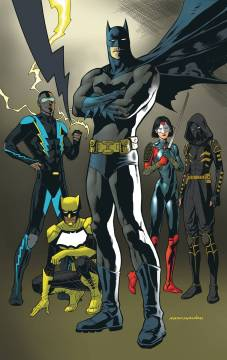 BATMAN AND THE OUTSIDERS TP 02 A LEAGUE OF THEIR OWN