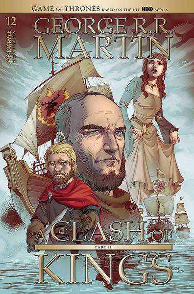 GEORGE RR MARTIN CLASH OF KINGS