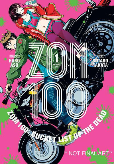 FCBD 2021 ZOM 100 BUCKET LIST & DEMON SLAYER KIMETSU YAIBA