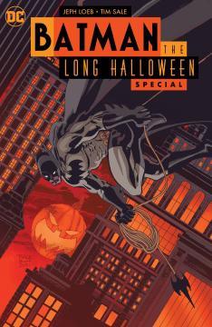 BATMAN THE LONG HALLOWEEN SPECIAL (ONE SHOT)