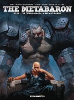 METABARON HC 01 TECHNO ADMIRAL ANTI BARTON