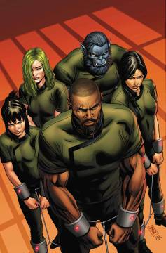 AGE OF X-MAN PRISONER X