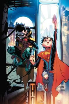 ADVENTURES OF THE SUPER SONS TP 01 ACTION DETECTIVE