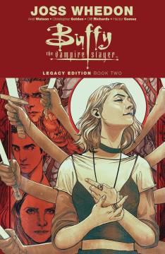 BUFFY VAMPIRE SLAYER LEGACY EDITION TP 02