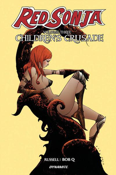RED SONJA TP 03 CHILDRENS CRUSADE