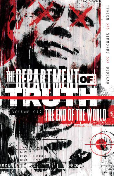 DEPARTMENT OF TRUTH TP 01
