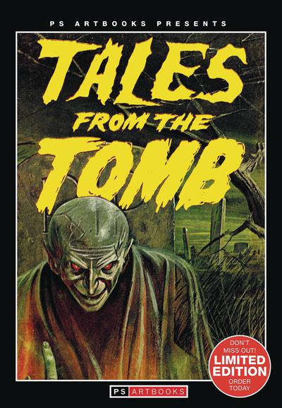 PS ARTBOOK TALES FROM THE TOMB MAGAZINE TP