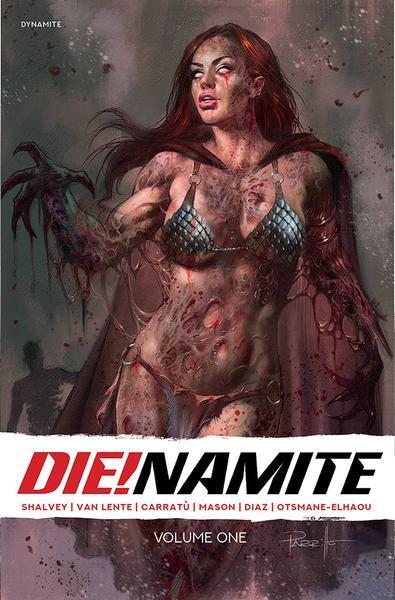 DIE!NAMITE TP 01
