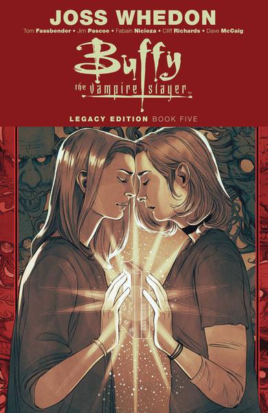 BUFFY VAMPIRE SLAYER LEGACY EDITION TP 05