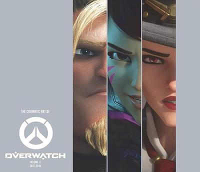CINEMATIC ART OF OVERWATCH HC 02