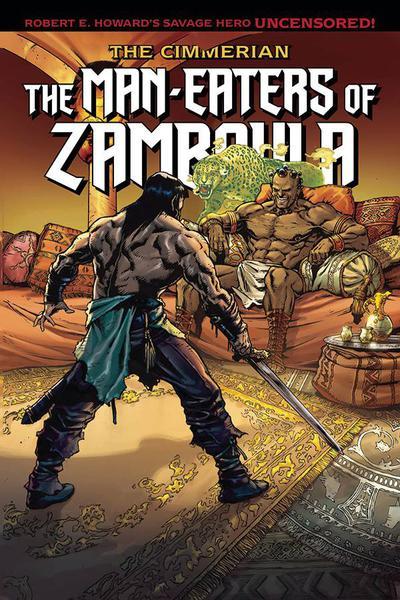 CIMMERIAN MAN-EATERS OF ZAMBOULA