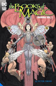 BOOKS OF MAGIC OMNIBUS HC 02 THE SANDMAN UNIVERSE CLASSICS