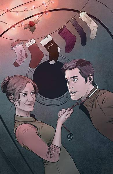 FIREFLY HOLIDAY SPECIAL (ONE SHOT)