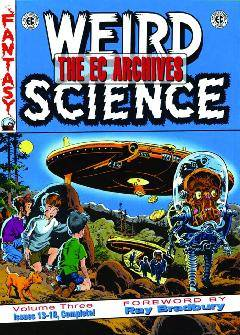 EC ARCHIVES WEIRD SCIENCE HC 03