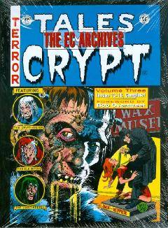 EC ARCHIVES TALES FROM THE CRYPT HC 03