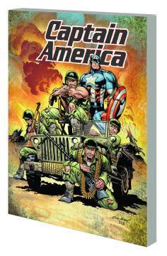 CAPTAIN AMERICA BY DAN JURGENS TP 01