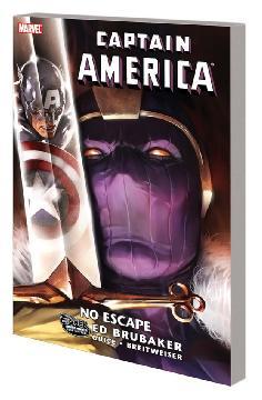 CAPTAIN AMERICA V TP 12 NO ESCAPE