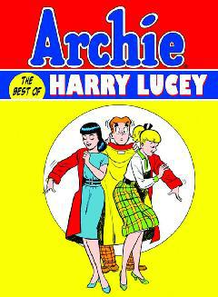 ARCHIE BEST OF HARRY LUCEY HC 01