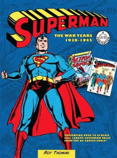 SUPERMAN WAR YEARS HC